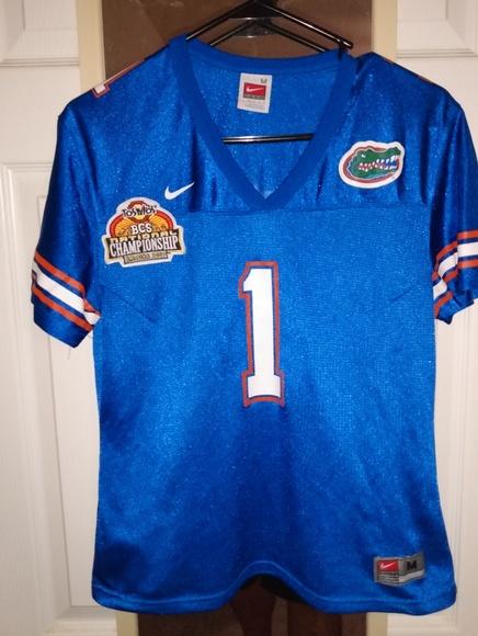 Nike Other - Youth Nike Tim Tebow FL Gators Jersey Size Medium